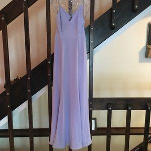 NWT Lilac formal dress